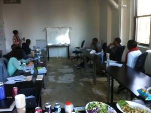 YAB bootcamp